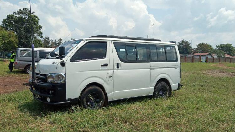 Safari Vehicle For Hire Nairobi
