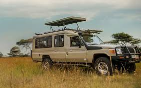 Safari Vehicle For Hire Nairobi
