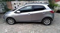 New Affordable Mazda Demio for hire with a chauffeur