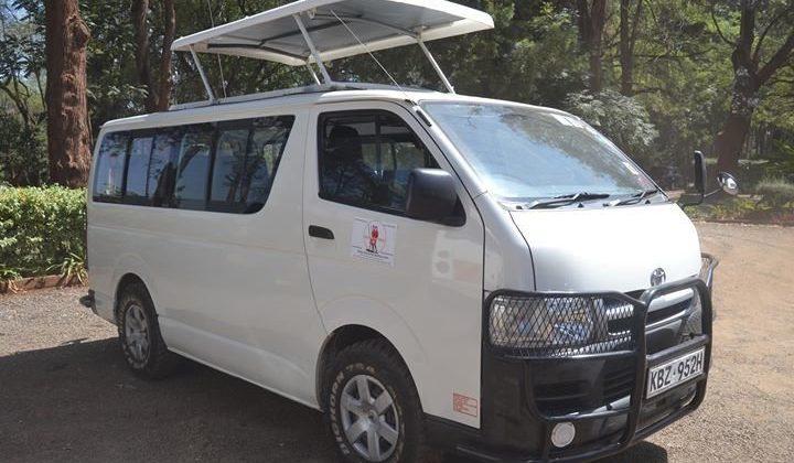 Tour Van Hire Nairobi